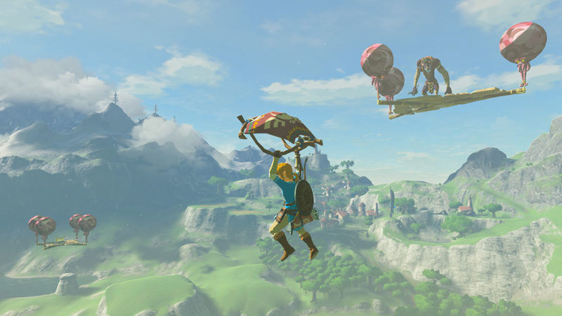 Breath of the Wild DLC: Schwieriger Modus