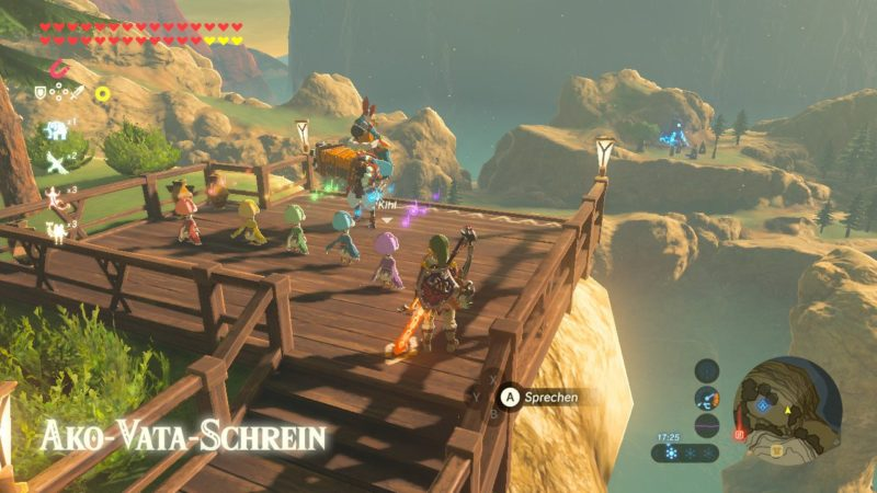 Breath of the Wild: Kashiwas Rückkehr