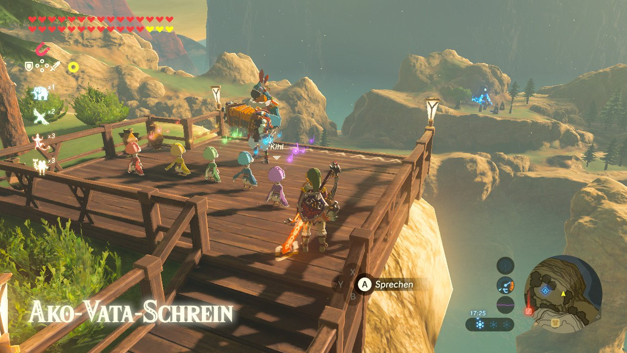 Breath Of The Wild Schreine Karte.Was Man Nach Dem Ende In Breath Of The Wild Noch Alles Tun Kann
