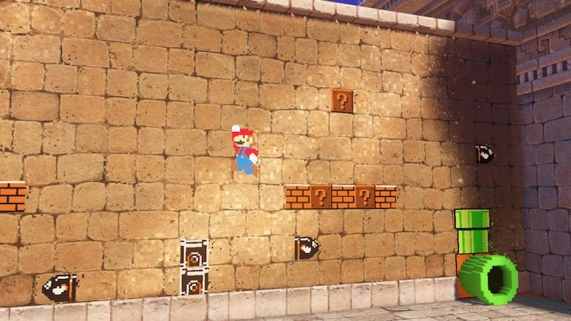 Gamescom 2017: Screenshot von Nintendos Super Mario Odyssey