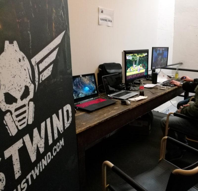 7. Gametreff NRW
