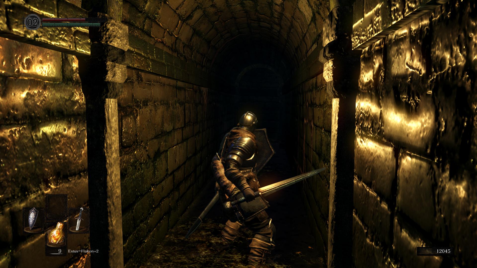 Dark Souls Remastered Screenshot Kanalisation
