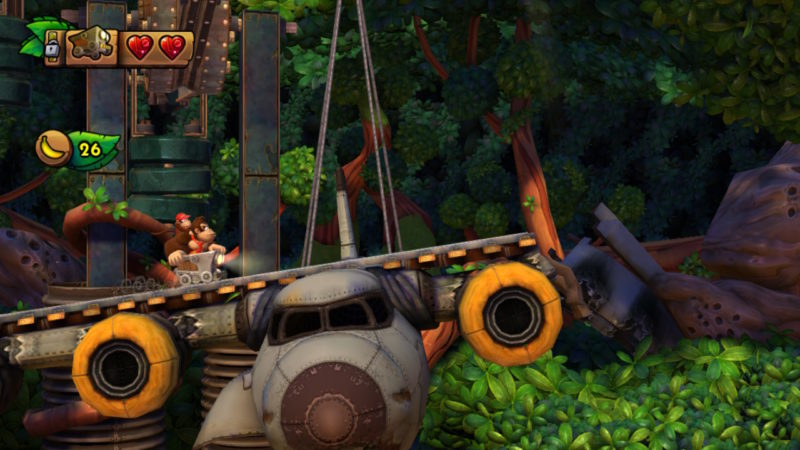 Donkey Kong Country Tropical Freeze Screenshot 05