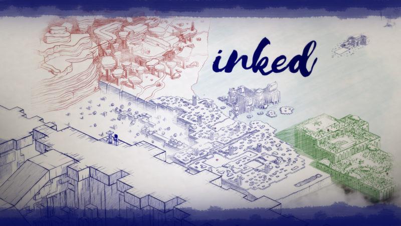 Inked Indie Game