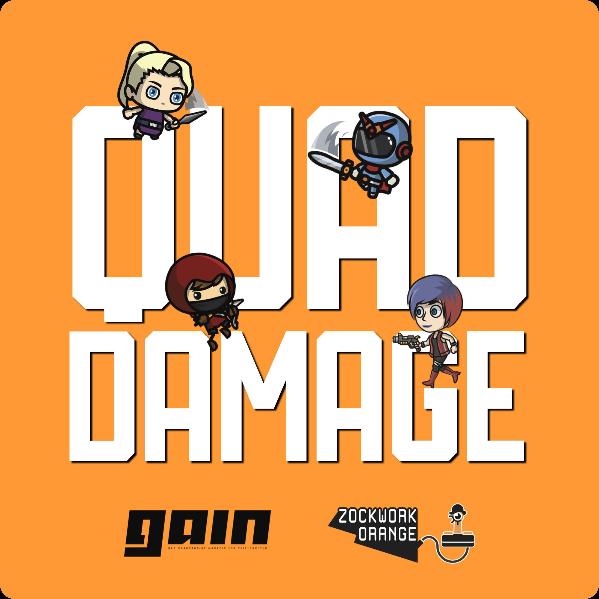 Quad Damage
